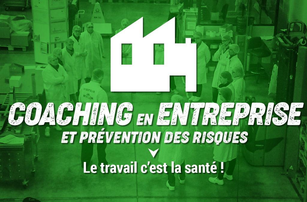 coaching en entreprise et prévention des risques perform coach